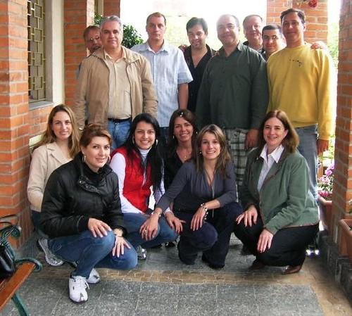 Turma de Auditores Internos AÇOKRAFT 2008