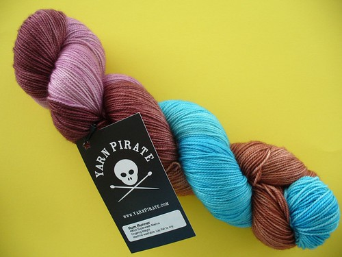 Yarn Pirate - Rum Runner