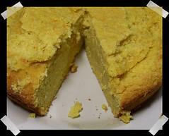Gluten free moist orange almond cake