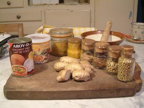curry per tutti gli usi