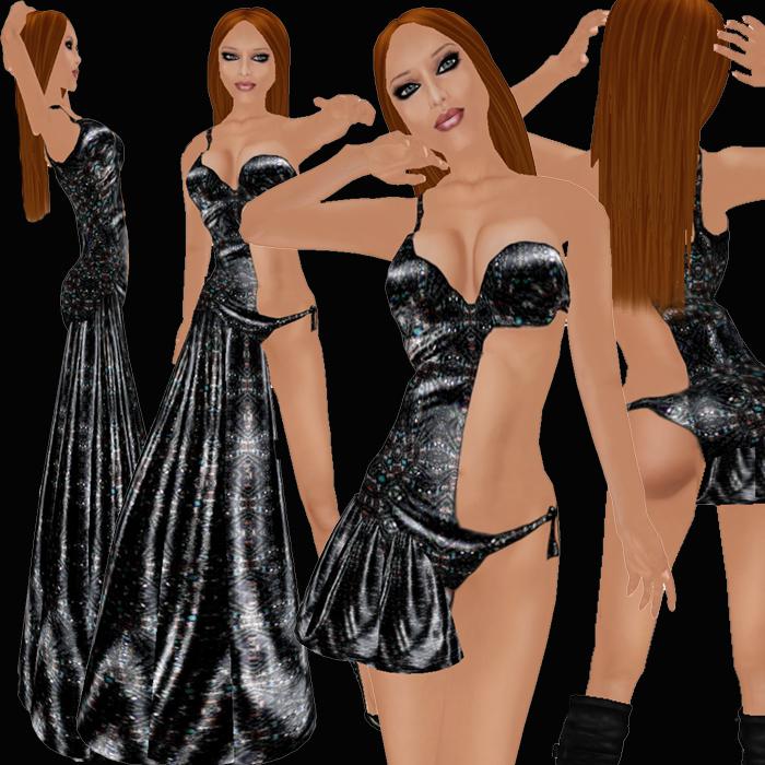 Adam n Eves Gratis in Black