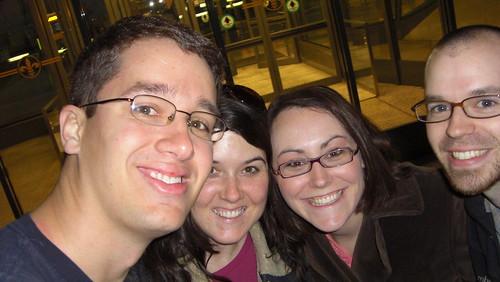 Mark, Katie, Bethany, Joshua