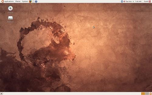 Guest session pada Ubuntu 8.10