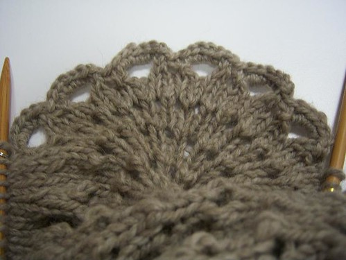 Hemlock Ring bind off