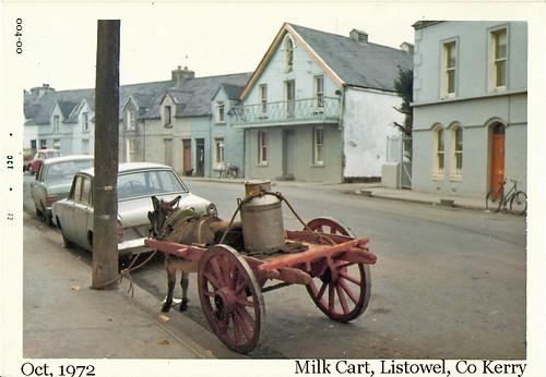 Milk Cart