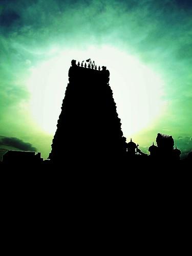 Kumarakotam Gopuram