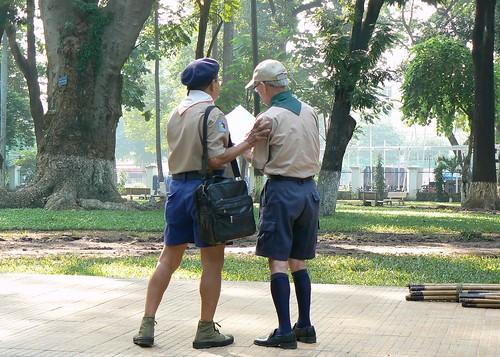 Scout un jour scout toujours