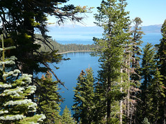 From Emerald Bay