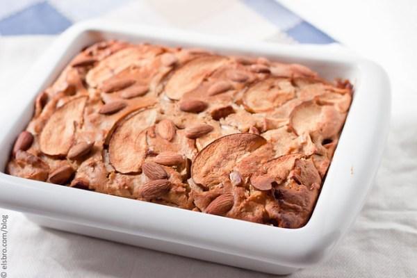 Apple Cake - Baked