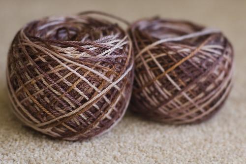 Cinnabon Yarn