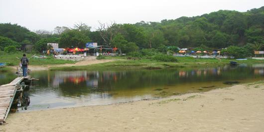 西貢鹹田灣