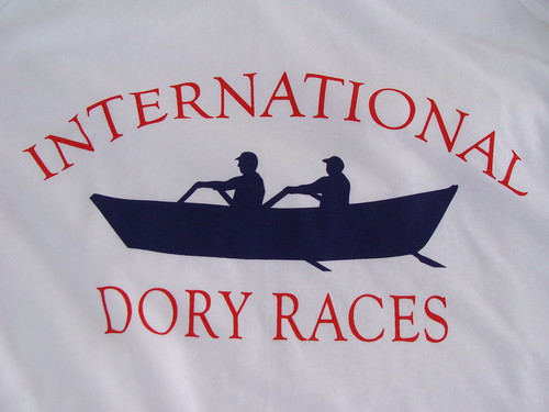 Dory Races t Shirt