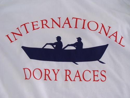 Dory Races t Shirt