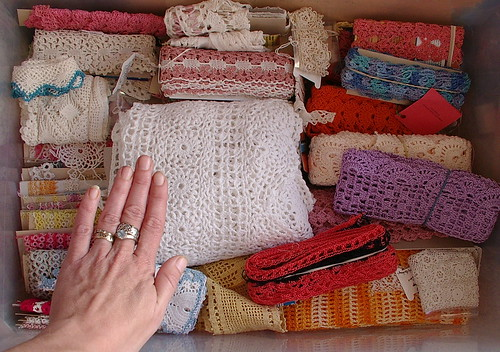 lace box hand size reference