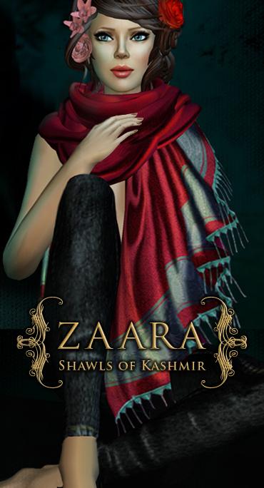 {Zaara} Shawls of Kashmir