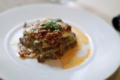 Lasagne Verde alla Bolognese