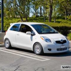 Toyota Yaris Trd Rear Sway Bar Grand New Veloz Modif Supercharger, Nardi Wheel, Recaro Seats!!! - ...