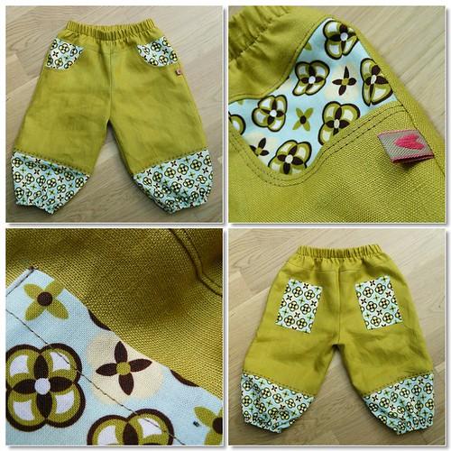 New pants for Frida