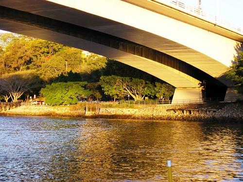 The Brisbane River