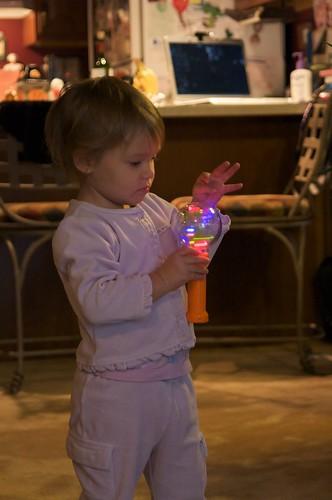 Stella by spin light
