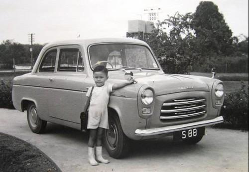 STP as a boy