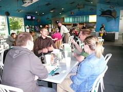 Utah Blogger/Geek Dinner May 2008 by Laura Moncur