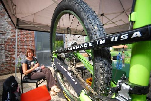 Cameleon Bike testdays