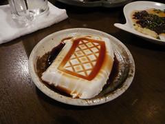 Day3-Dinner-藏-不知為何會一口接一口停不下來的花生杏仁豆腐