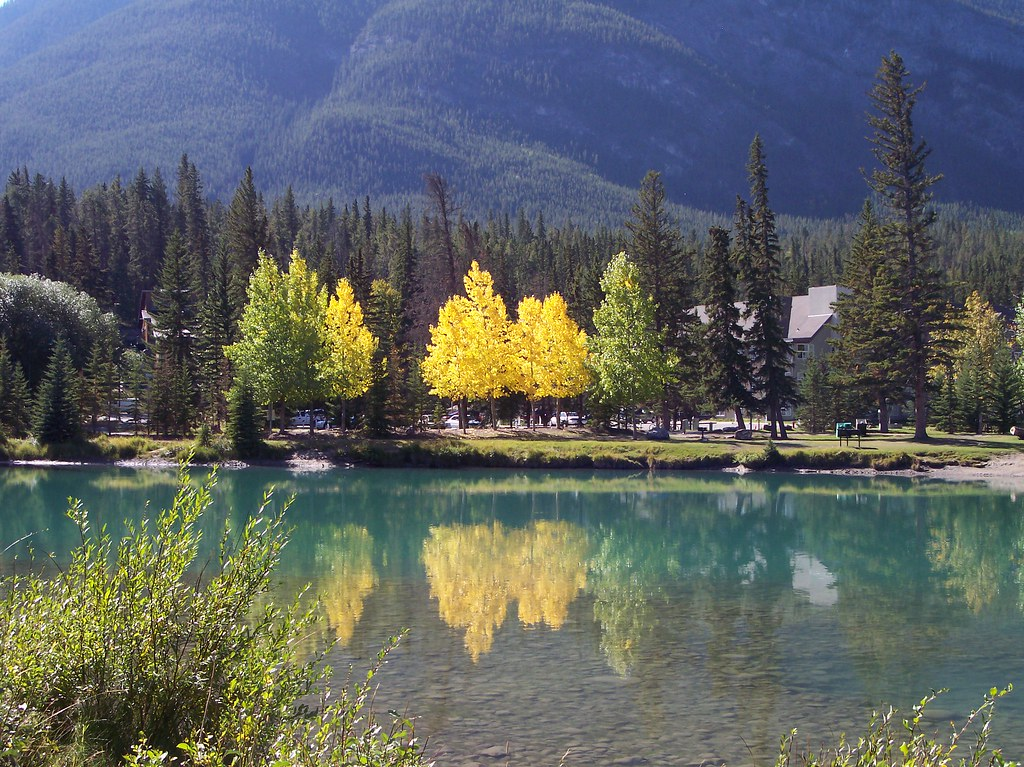 Banff, Townsite, Rocky Mountains