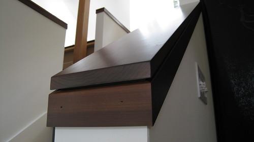 Stair Rail Cap