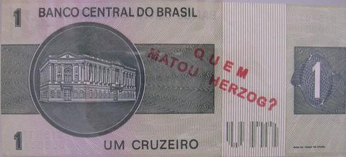 """""""Quem Matou Herzog"""", Cildo Meireles"""
