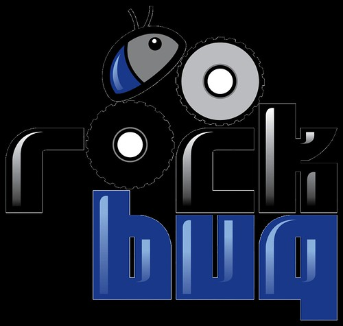 Rock Bug Logo by you.