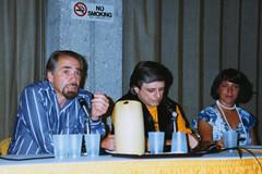 Robert Silverberg and Harlan Ellison