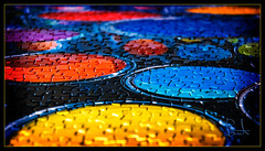 A Puzzle of Paint