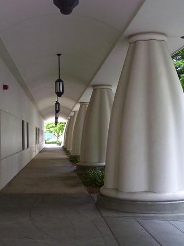 Outside Walkway