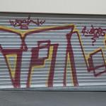 schlechte Grafitti