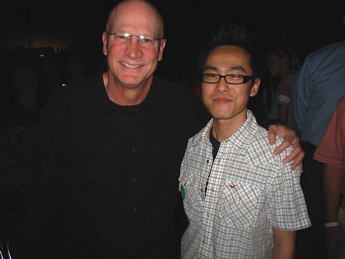 C.J. Mahaney and I