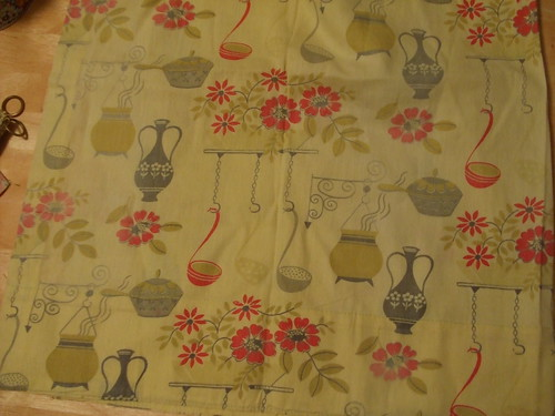 Vintage Handmade Curtains