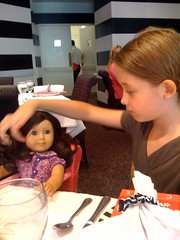 American Girl Doll Place Tea