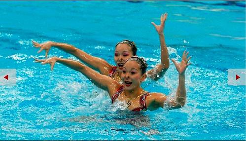 Sync swimming 2