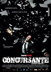Concursante cartel película