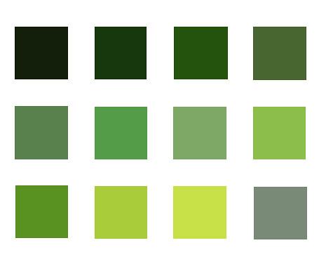 Tree Palette