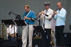 ICP Orchestra - 3 clarinets