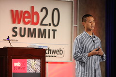 Web 2.0 Summit 2008 Day One - Tony Hsieh of Za...