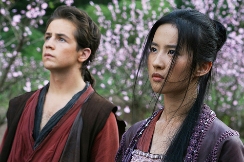 Yifei Liu and Michael Angarano