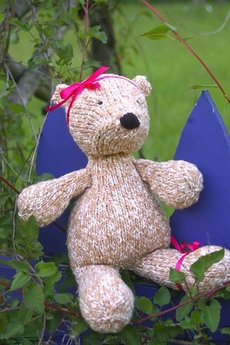 Olivia the bear