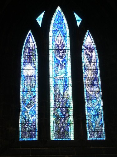 Stained Glass, Glasgow Cathedral