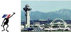 Air France Ends LAX LHR