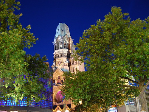 Gedaechtniskirche, Berlin Germany