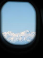 El primer vistazo de los Himalayas